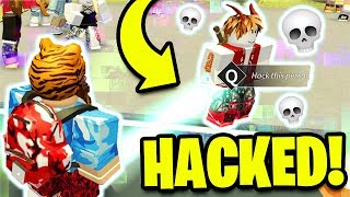 HACKING OTHER ROBLOX PLAYERS!! (Roblox Hackr)