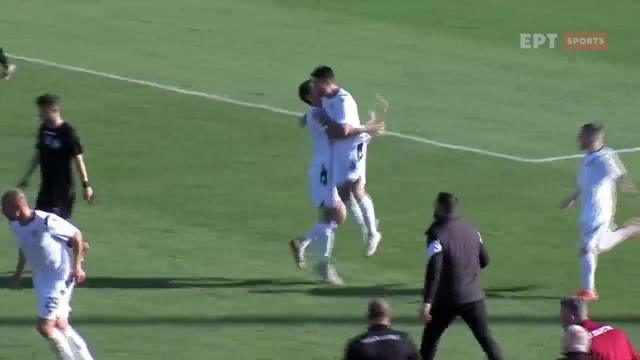 Super League 2 | ΟΦΙ – Δόξα Δράμας: Μειώνει σε 1-2 ο Λεμονής | ΕΡΤ