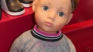 Gotz  Dolls at Nuremberg Toy Fair - Spielwarenmesse 2017