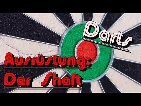 Ausrüstung - Darts - Der Shaft
