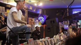 "Machine Gun Kelly- ""All We Have"" Live At Park Ave Cd's"