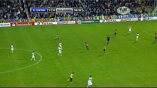 preview picture of video 'Rosario Central 1 - 1 Boca Juniors Copa Sudamericana 2014'