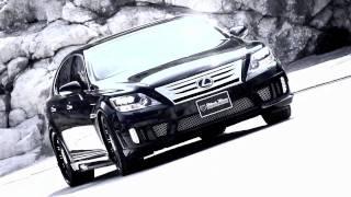WALD Black Bison Lexus LS600hL
