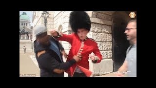 DONT F**K WITH THE QUEENS GUARD (HERE IS WHY)