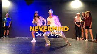 'NEVERMIND' Dennis Lloyd By Daniel Krichenbaum  Class Video