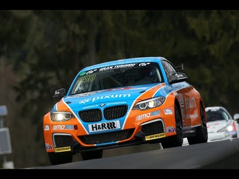 Live from the Green Hell - BMW M Motorsport.