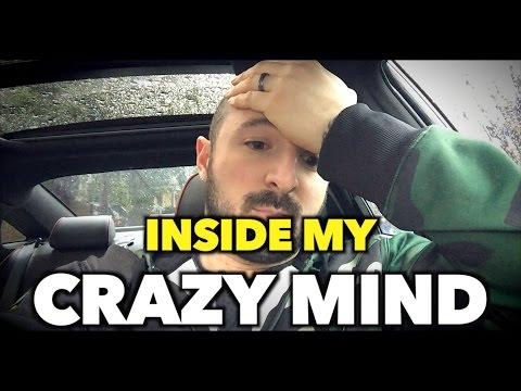 INSIDE MY CRAZY MIND! (My Current Struggles With Depression, Obsession, & Anxiety)