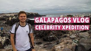Celebrity Xpedition | Galapagos Cruise Vlog | Cruise Vlog