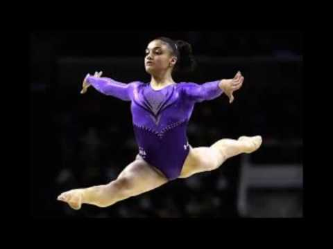 Rountable Rival Gymnastics Floor Routine Naijafy