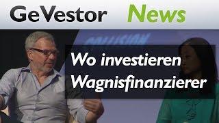 Anlagetrends - wo investieren Wagnisfinanzierer aktuell