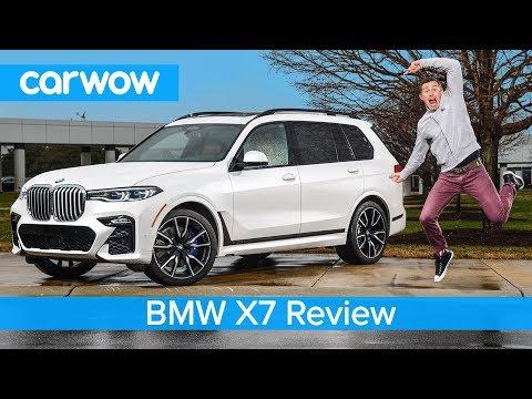 External Review Video aK4V37Qq7fU for BMW X7 SUV (G07)