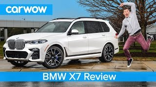 BMW X7 SUV 2020 review - is it the ultimate 7-seater 4x4?