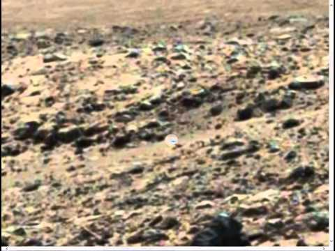NASA RELEASES MARS ANOMALIES PICS 2014 SHOWS ANCIENT ALIEN ARTIFACTS