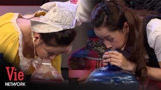 Cùng Chi Pu và Lê Giang thi nhau thổi cho ra nước   Ô Hay Gì Thế Này Tập 3 [Full HD]
