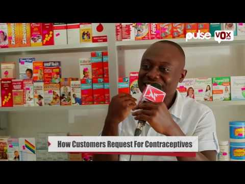 Vox Pop: How comfortable are you purchasing a contraceptive?