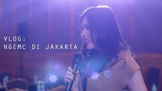 VLOG | NgeMC Di Jakarta | Christine Sindoko