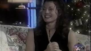 Amy Grant -  Christmas At Home With The Stars 1994 (ft. Gary Chapman , Vince Gill)
