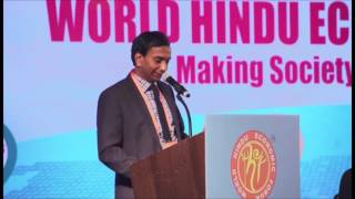 Session 2 Shri Ram Sudireddy at WHEF 2016@Los Angeles