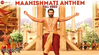 Maahishmati Anthem - Full Video | Baahubali - The Beginning | Prabhas  Tamannaah