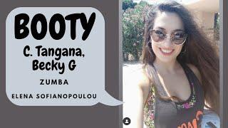 C Tangana, Becky G  Booty Zumba Fitness Elena Sofianopoulou ZIN