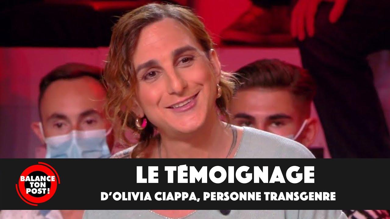 Le témoignage d'Olivia Ciappa, transgenre, qui raconte son parcours pour changer de genre
