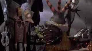 Nightmare Before Christmas - Making Christmas - English