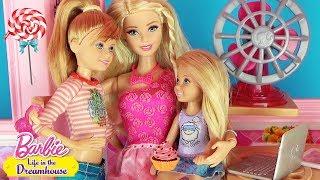 Мультик Барби и сестры в доме мечты Райан и Кен Play doll ♥ Barbie Original Toys