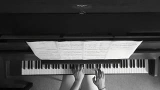 Sunny Rain - Yiruma (Piano cover)