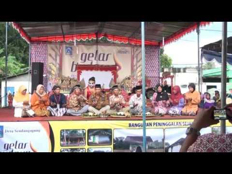 Video GELAR BUDAYA SENDANGAGUNG