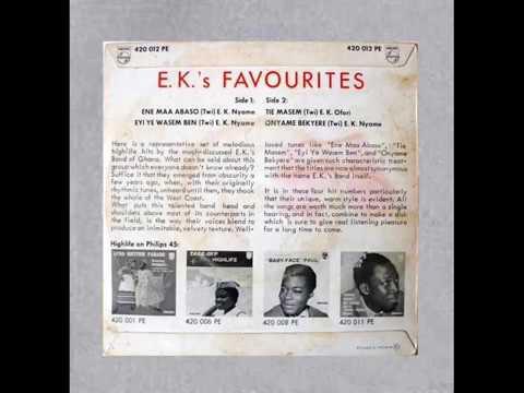 E. K. Nyame / E. K.'s Band - Tie Masem