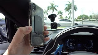 Best Magnetic Car Mount - Scosche MagicMount Unboxing & Review