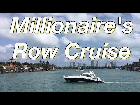 mp4 Millionaire Row Cruise Miami, download Millionaire Row Cruise Miami video klip Millionaire Row Cruise Miami