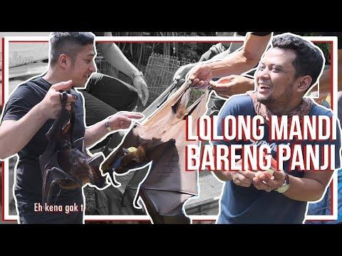 MANDIIN LOLONG PERTAMA KALI..! feat. Panji Petualang