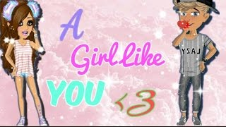 MSP - A Girl Like You | Music Video | CristinaPlayz