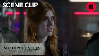 Shadowhunters | Season 1, Episode 11: Jace Finds His Father | Freeform