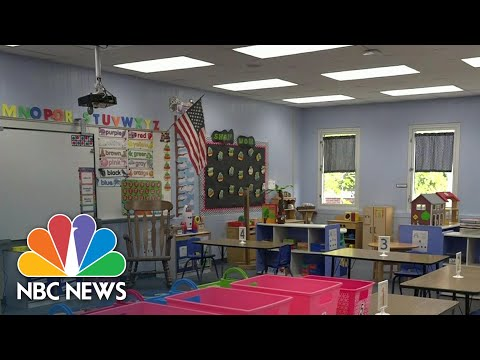 Coronavirus: Some Florida Schools Reopen For In-Person Learning | NBC Nightly News