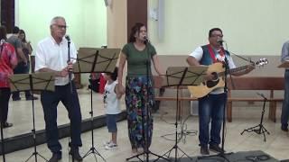 Canto Final - Missa do 27º Domingo do Tempo Comum e 4º Dia da Novena a Nossa Senhora Aparecida (06.10.2018)