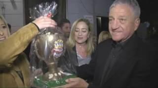שחקני גולסטאר חוגגים יום הולדת לשייע