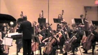 Webster University Community School Of Music YPCO Spring Concert Finale 5-25-14