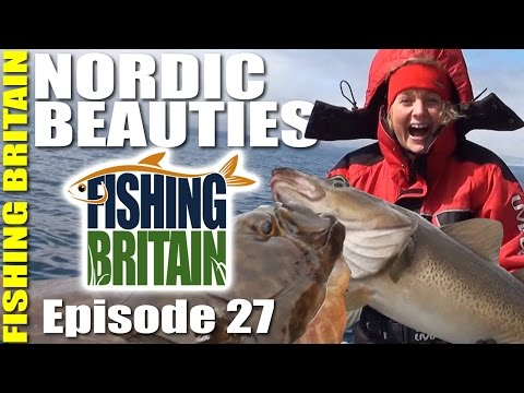 Nordic Beauties – Fishing Britain, episode 27
