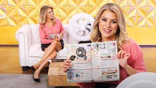 Luftzirkulation und Deckenlicht in einem! Mit Katie Steiner bei PEARL TV (Juli 2020) 4K UHD