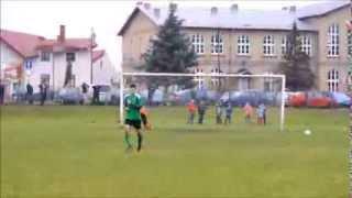 preview picture of video 'Finał Pucharu Ligi 2014 - rzuty karne'