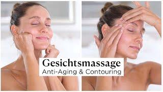 Anti-Aging Gesichtsmassage ganz einfach zum selber machen | Lifting & Contouring | Sheila Gomez