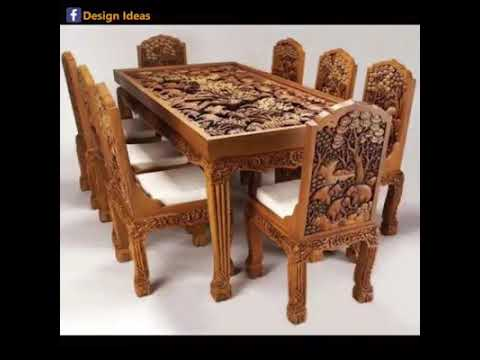 The Art of Furniture Making. Beautiful Handmade Wooden Furniture