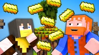 Minecraft YouTube: I LIKE GOLD (Minecraft Map: Islands of Junara, Ep.9)
