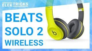 Beats Solo 2 Wireless Active kabellose Bluetooth Kopfhörer Test Review Deutsch #ElekTricks