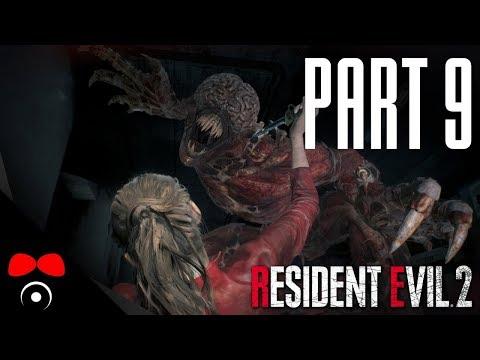 PODZEMNÍ LABORATOŘE! | Resident Evil 2 #9