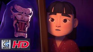 "CGI 3D Animated Short: ""A Lantern In The Night"" (Une Lanterne Dans La Nuit) - by ESMA   TheCGBros"