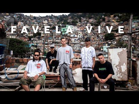 Favela Vive (Cypher) - ADL, Sant, Raillow & Froid (prod. Índio)