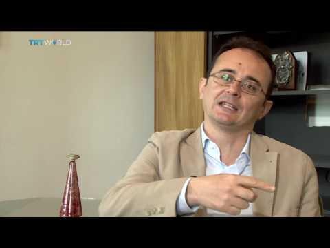 Interview with Italian Public Attorney Andrea Bonomo on refugee crisis
